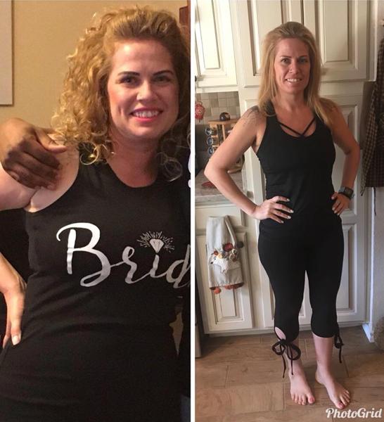Charlotte follows barre workout by Lauren Fox on Demand Classes