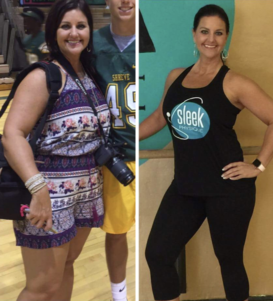 Ashley- student of Lauren Fox on Demand's online fitness programs