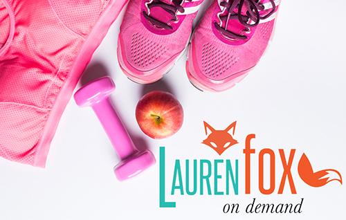 Fitness Stuff- fitness on demand by lauren fox
